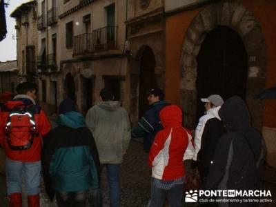Visita Cuenca - Turismo barrios de Cuenca; viajes semana santa